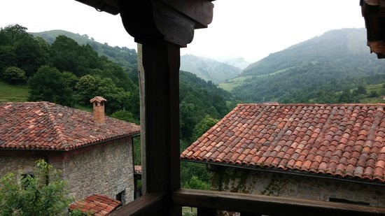 La Casona de Con: Vistas desde el balcón