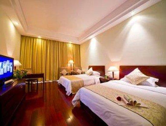 Ramada Plaza Sino Bay Shanghai: 2 Twin Beds Deluxe Room
