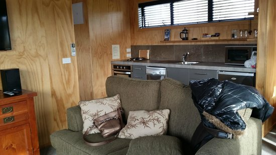 Musterer's High Country Accomodation : Ashwick unit - pretty and modern