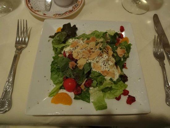 Scrimshaw: Best Salad In Town