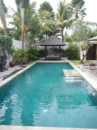 Saba Villas : Sadawa pool