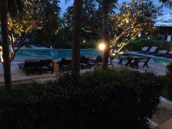 Lamai Buri Resort: 18:51