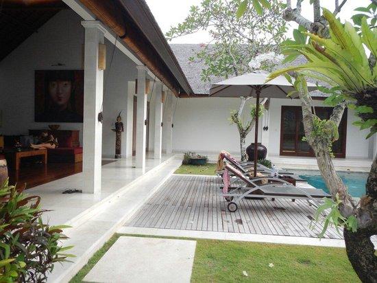 Saba Villas : Sadawa