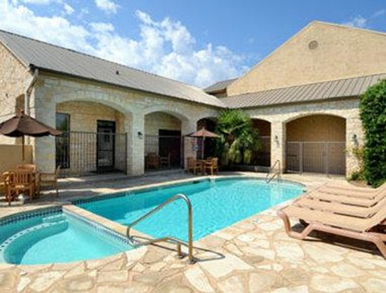 Days Inn & Suites Llano : Pool