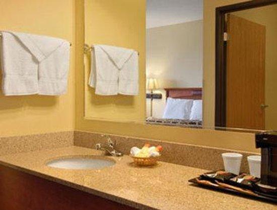 Days Inn Brigham City: Bathroom