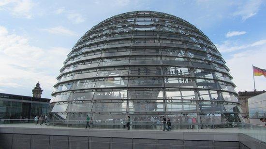 Plenarbereich Reichstagsgebäude: Dome
