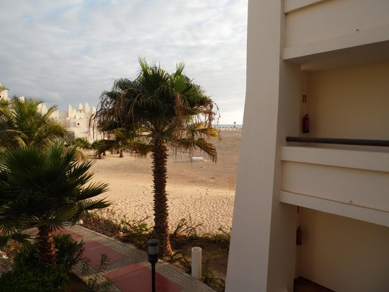 Clubhotel Riu Karamboa : View from our room