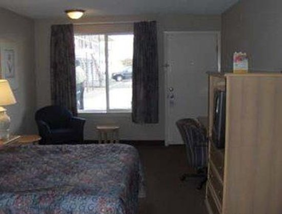 King City Knights Inn/Pasco WA : Guest Room With One Bed