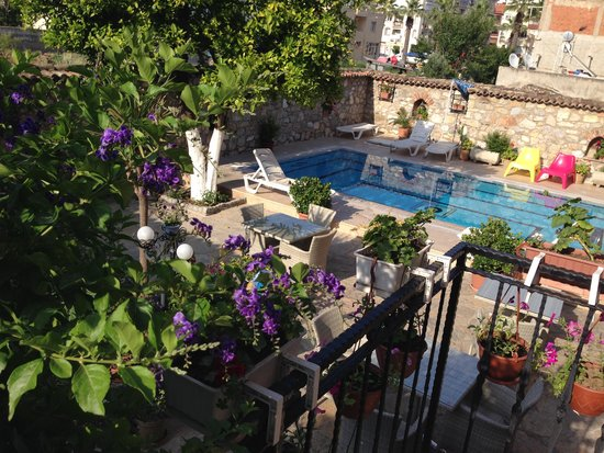 Hotel Nazar: Swimming Pool & Garden
