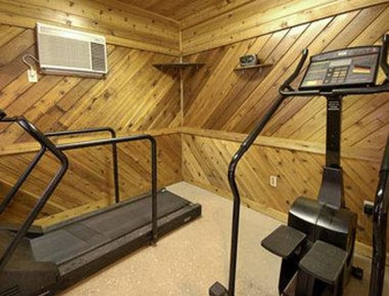 Super 8 Coshocton Roscoe Village: Fitness Centre