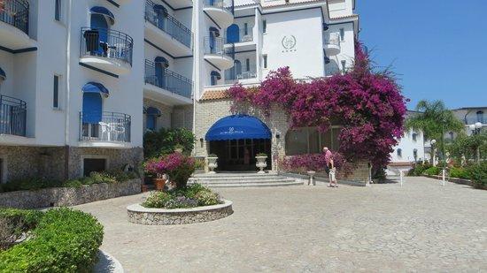Sant Alphio Garden Hotel & Spa: Hotel