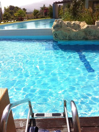 Astir Odysseus Resort & Spa: Privite pool GREAT !!