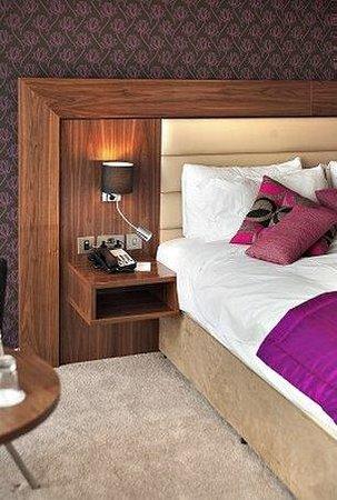 Athlone Springs Hotel : Athlone Springs Bedroom