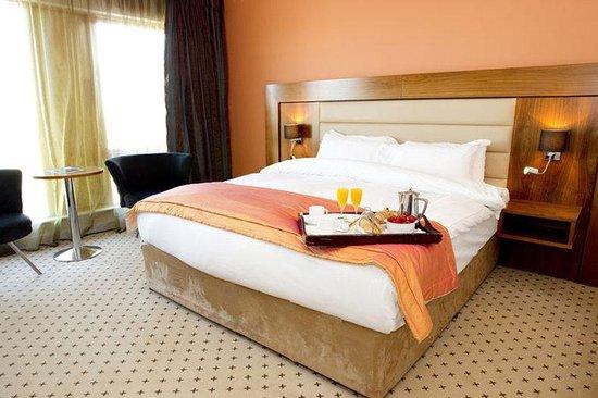 Athlone Springs Hotel: Bedroom