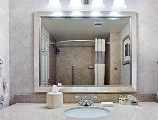 Wingate by Wyndham Spokane Airport: Bathroom