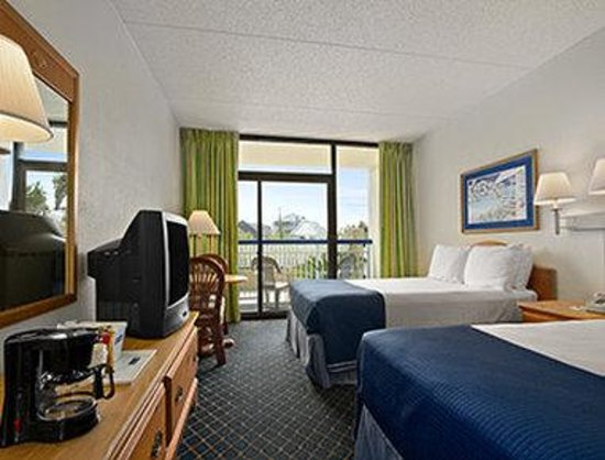 Travelodge Outer Banks/Kill Devil Hills : Pet Double Room