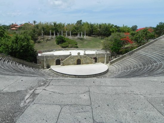 Altos de Chavon: Amphitheater
