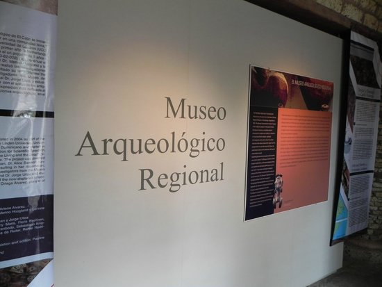 Altos de Chavon : Archaeological Museum