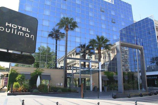 Pullman Montpellier Centre : Hotel Exterior