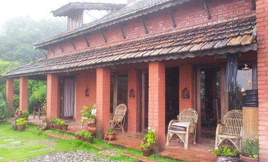 Shivapuri Heights Cottages: main house