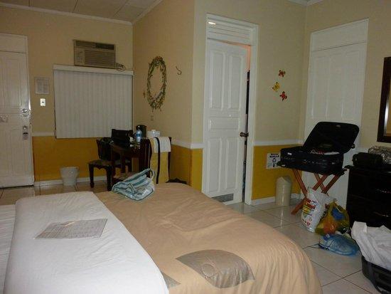 Adventure Inn: Unser Zimmer