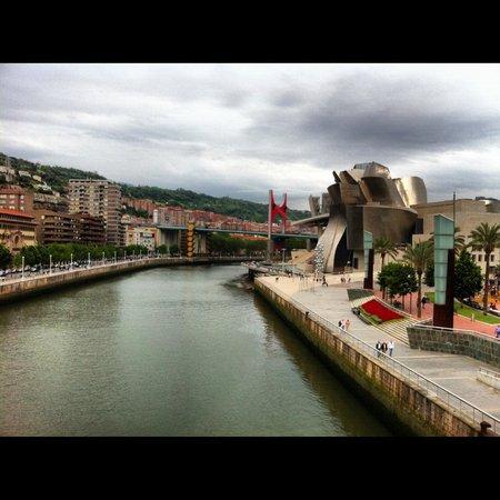Museo Guggenheim de Bilbao: Bilbao y su Guggenheim.