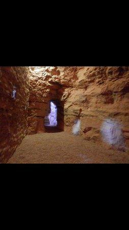 Manitou Cliff Dwellings: Inside