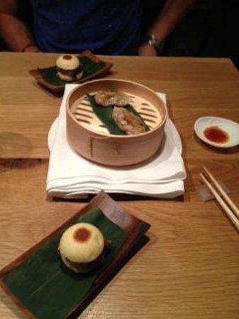 Pakta Restaurant: food