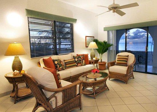 Carimar Beach Club : Lliving Room