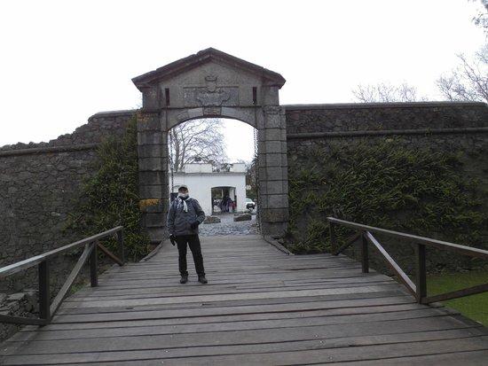 Puerta de la Ciudadela: Vista da Puerta