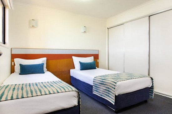 Noosa Lakes Resort: Australis Hotel Noosa Lakes Twin Beds Studio