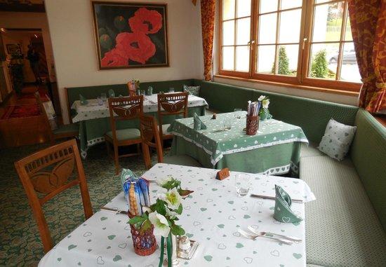 Hotel Corona Krone: dining room