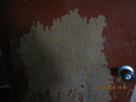 Hotel Santa Monica: disrepair