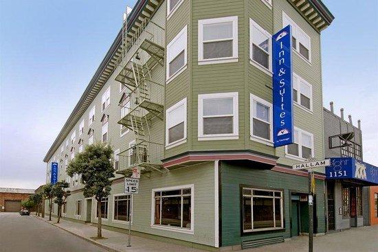 Americas Best Value Inn & Suites-SOMA: Exterior
