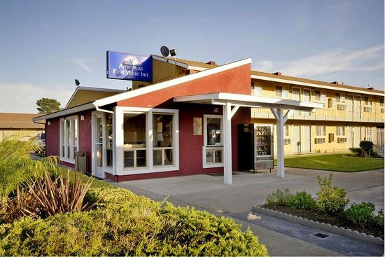 Americas Best Value Inn - Sacramento/Elk Grove: Exterior With Sign