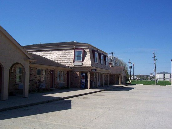Americas Best Value Inn Chillicothe: Exterior