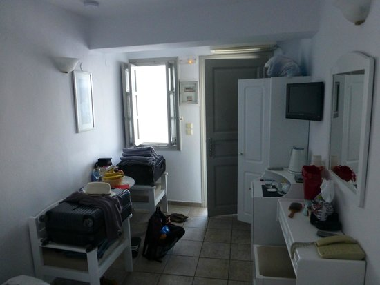 Regina Mare Hotel : Standard room