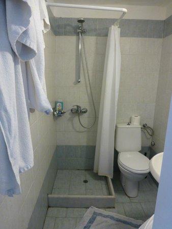 Regina Mare Hotel: Bathroom