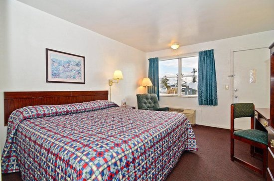 Americas Best Value Inn Chillicothe: One King Bed