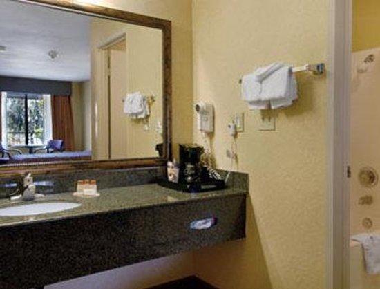 Days Inn San Bernardino/Redlands: Bathroom