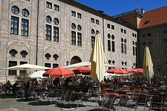 Munich Residence : ミュンヘン王宮レジデンツ