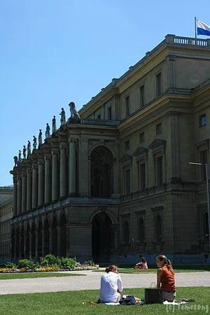 Munich Residence (Residenz Munchen) : ミュンヘン王宮レジデンツ