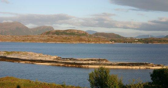 Sveggvika: View of the bay