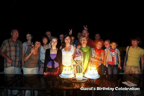 Hotel Royal: Guest's Happy Birthday