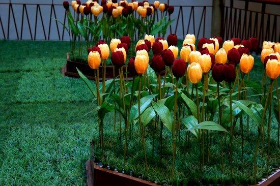 Hotel Royal: Tropical Garden