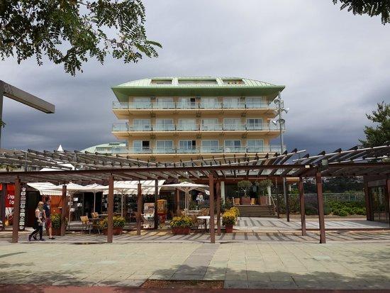 Caprici Verd : hotel