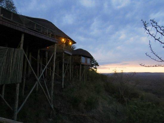 Soroi Serengeti Lodge: L'hôtel