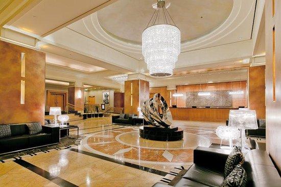 Duxton Hotel: Lobby