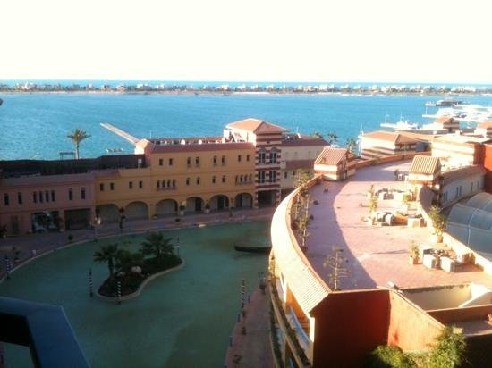 Porto Marina Resort & Spa: Porto Marina Lagoon, Lake & Seaview