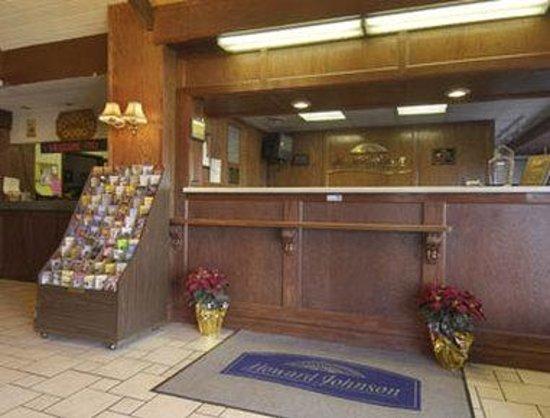 Diamond Inn: Lobby